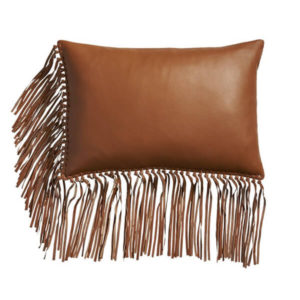 leather-fringe-saddle-pillow
